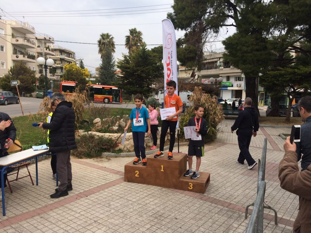 4ο ATTIKA RUN & FUN GRAND PRIX